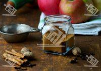 ادویه پای سیب