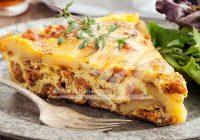 فریتاتا گوشت و سبزیجات (ایتالیایی)