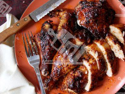 خوراک اردک و بادام (چینی)