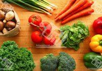سبزیجاتی که بهتر است خام مصرف نشوند !