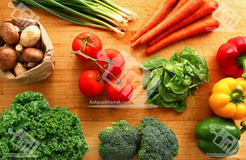 آشپزخانک-دانستنی-سبزیجاتی که بهتر است خام مصرف نشوند !