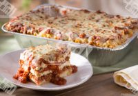 فنون پخت لازانیا