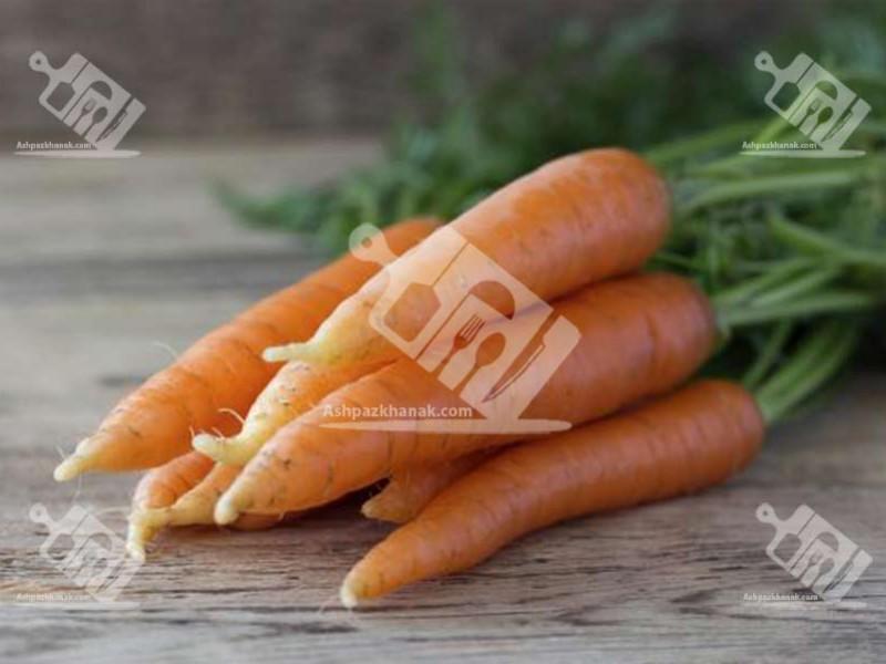 آشپزخانک-هویج پخته بیشتر از هویج خام آنتی اکسیدان دارد!