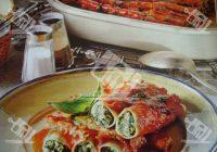پاستا کانلونی (cannelloni)