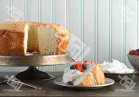 کیک خوراک فرشته