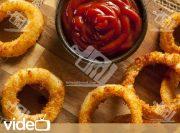 آشپزی با آشپزخانک-پیاز حلقهای سوخاری