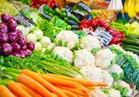 خواص چند نوع سبزی