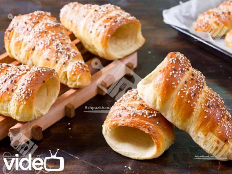 نان قیفی
