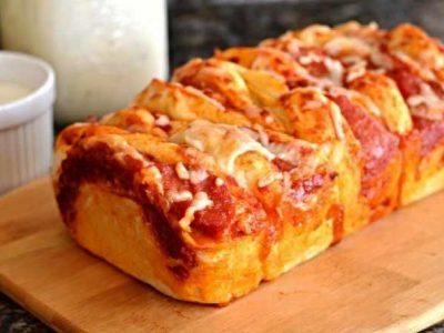 پیتزا تکه ای
