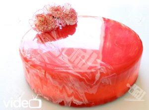آشپزی-کیک-سس براق (آینه ای) -آشپزخانک