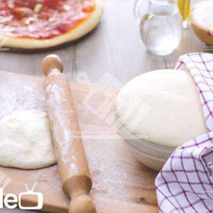 خمیر-پیتزا-رسپی-ایتالیایی