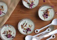 ارزش تغذیهای آب دوغ خیار