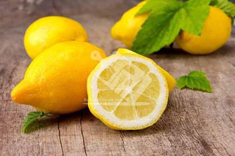 دانستنی آشپزی-روش فریز کردن لیمو ترش-آشپزخانک