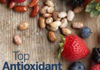 ۷ میوه سرشار از آنتی اکسیدان