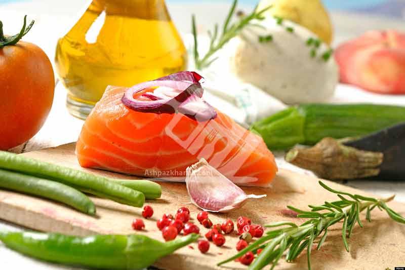 دانستنی های آشپزی- ۱۱ ویژگی منحصر به فرد رژیم غذایی مدیترانه ای
