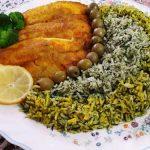 دلیل خوردن سبزی پلو با ماهی شب عید چیست؟