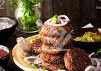 شامی کباب سویا