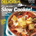 مجله آشپزی Simple & Delicious – Feb-Ma 2017
