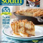 مجله آشپزی Taste of the South – March-April 2017