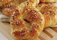 نان آچما – ترکیه ای