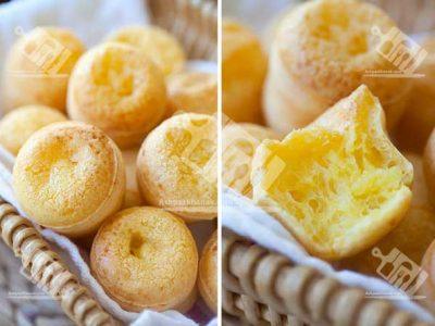 نان پنیری برزیلی