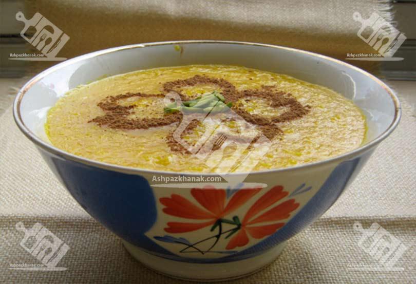 نمونه هایی از تزیین شله زرد-طرز تهیه شله زرد -ماه رمضان12-آشپزخانک