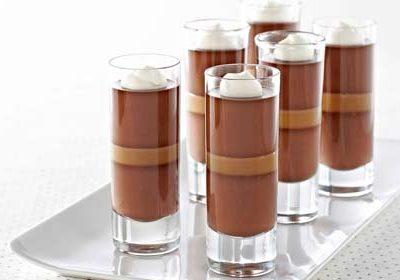 پاناکوتا شکلات تلخ و کارامل