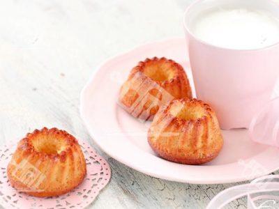 کیک بادام با شیر عسلی