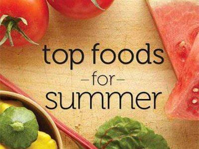 بهترين رژيم غذايي تابستاني را دنبال كنيد