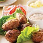 کوفته گوشت بره یونانی