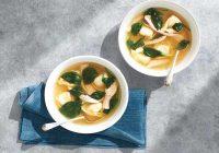 سوپ بوقلمون