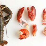 چگونه خرچنگ را بپزیم و گوشت آن را از پوسته سخت آن جدا کنیم؟