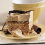 کیک بستنی تیرامیسو