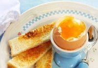 ۱۰ اتفاق خوبی که با خوردن تخم مرغ برای بدن تان می افتد!