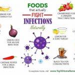 برای مبازه با عفونتها این خوراکی ها را از دست ندهید