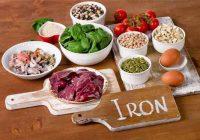 افزایش جذب آهن غذا