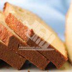 کیک پاوند وانیلی