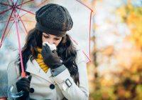 بیماریهای شایع در فصل پاییز و نکاتی برای پیشگیری از آنها