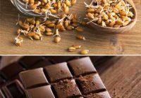 از جوانه گندم تا شکلات سیاه برای سلامت موها