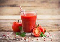 خواص آب گوجه فرنگی که معجزه می کند!
