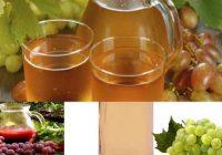 خواص سرکه انگور برای سلامت بدن