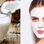 خواص شیر نارگیل برای پوست