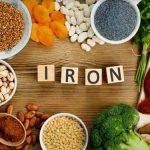 غذاهای سالم غنی از آهن