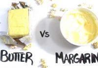 مارگارین یا کره کدامیک سالمتر است؟