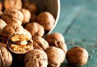 کاهش سرطان روده در آقایان با مصرف گردو