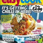 مجله آشپزی BBC Easy Cook UK September 2018