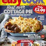 مجله آشپزی BBC Easy Cook UK May 2018