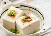 آشنایی با توفو یا پنیر سویا و خواص آن