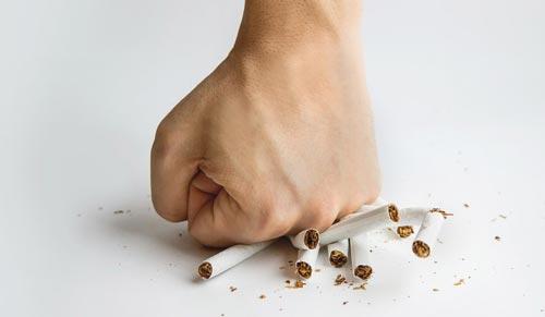 اثرات شگفت انگیز ترک سیگار