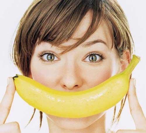 تأثیرات پوست موز بر زیبایی پوست